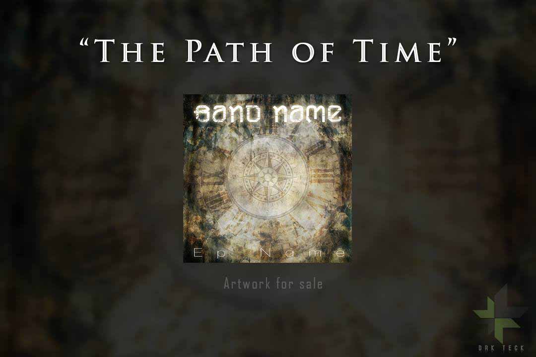 "ARTWORK - ""The Path Of Time"""